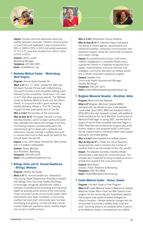 community connections case example book page