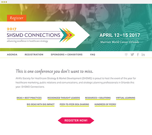 annual conference website