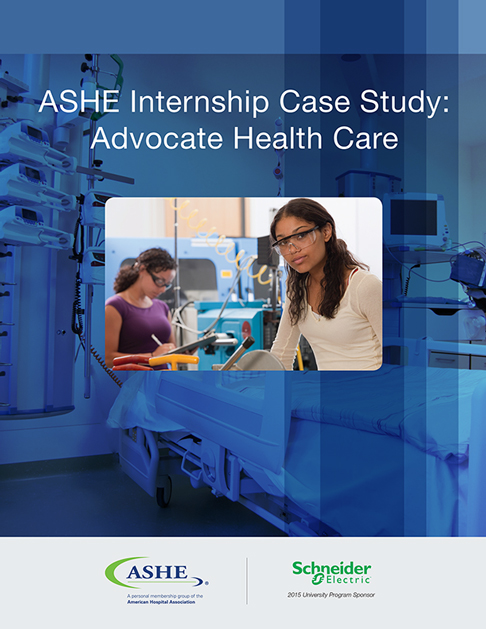 healthcare case study report