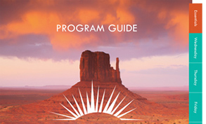 healthcare conference onsite program guide