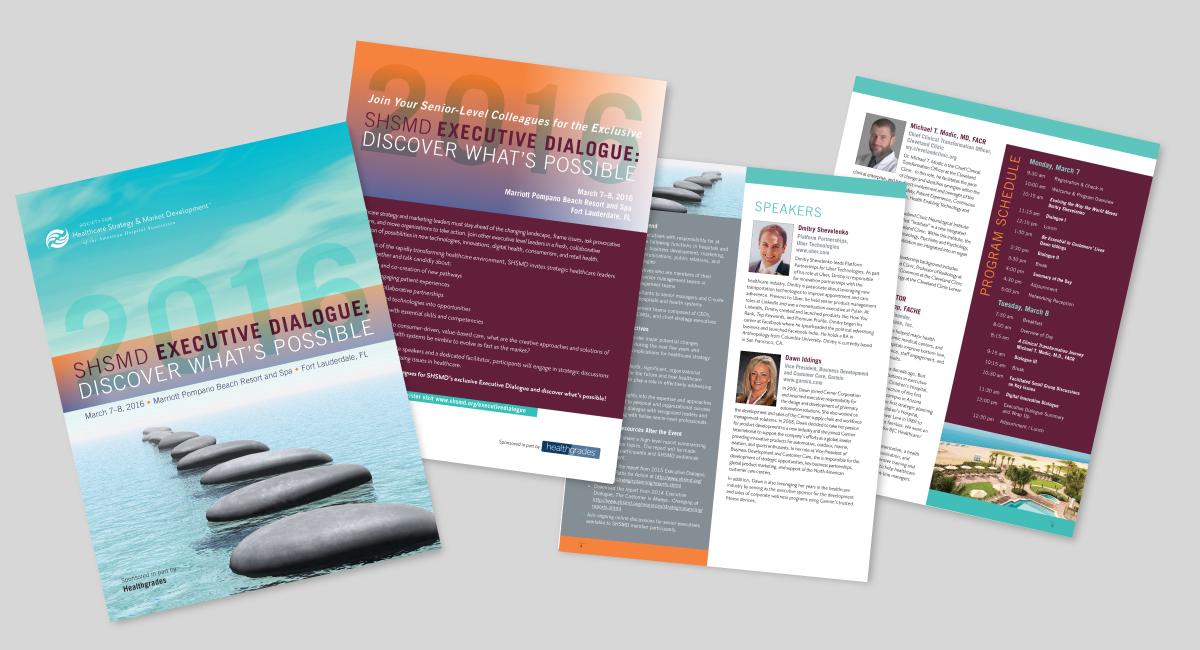 Executive Dialogue Brochure