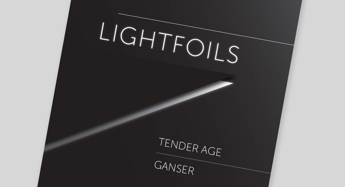 lightfoils concert poster