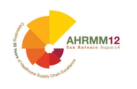 AHRMM12 logo design