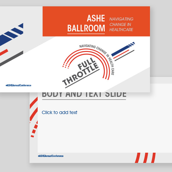 Speaker PowerPoint Template Design