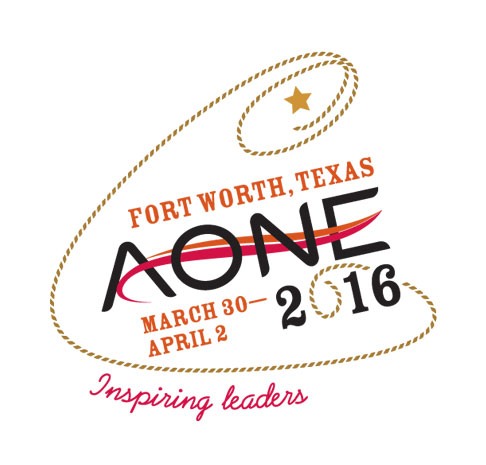 AONE 2016 Annual Conference Logo