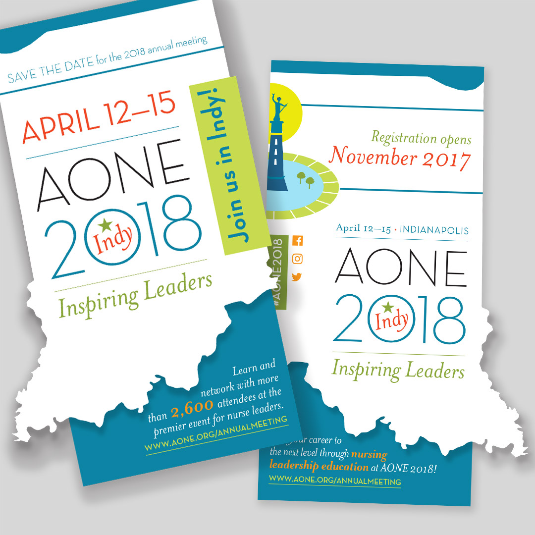 AONE 2018 Save the Date Mailer