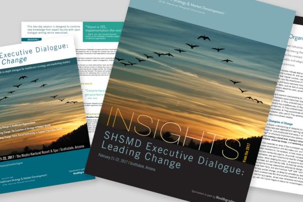 SHSMD Executive Dialog 2017 Design