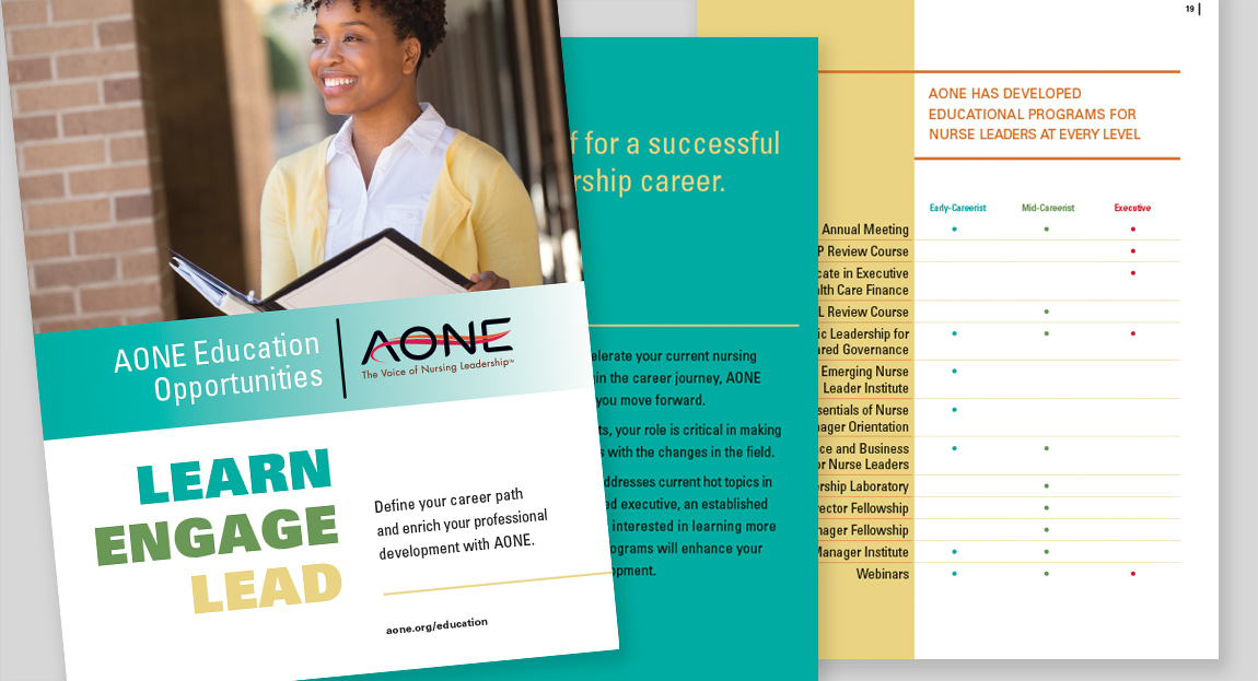 leadership and nursing career