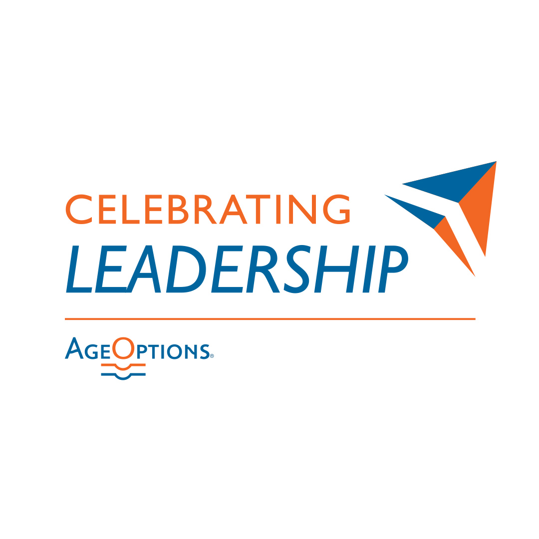 AgeOptions 2017 Logo Design by Hughes Design|Communications
