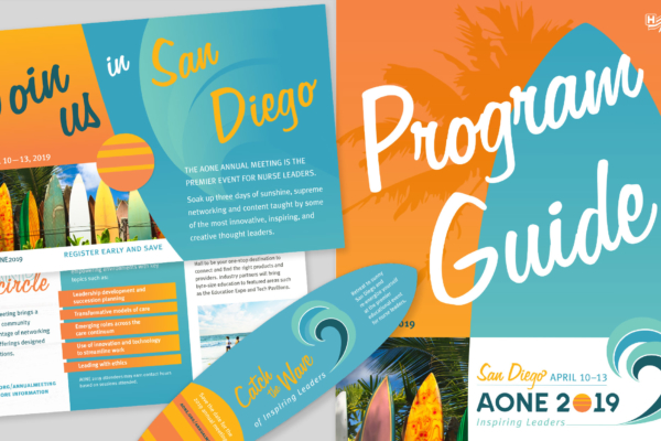 Annual Conference Branding by Hughes Design | Communications