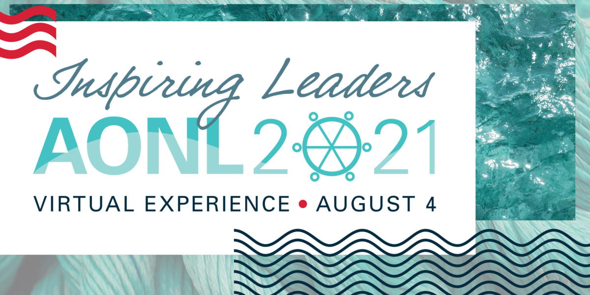AONL 2021 Annual Conference Branding by Hughes Design