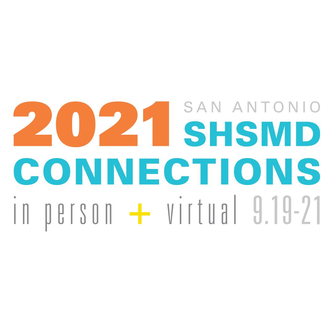 SHSMD 2021 Annual Conference Logo Design by Hughes Design
